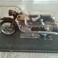 Motos à l'échelle: MOTOS NSU SUPERMAN 1961. Lote 286498178