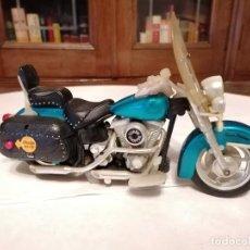 Motos à l'échelle: MOTO 1/10 TURBO CHOPPER METAL. Lote 287336623
