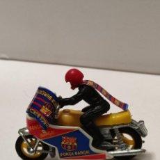 Motos a escala: MOTO BARCELONA GUISVAL. Lote 288200808