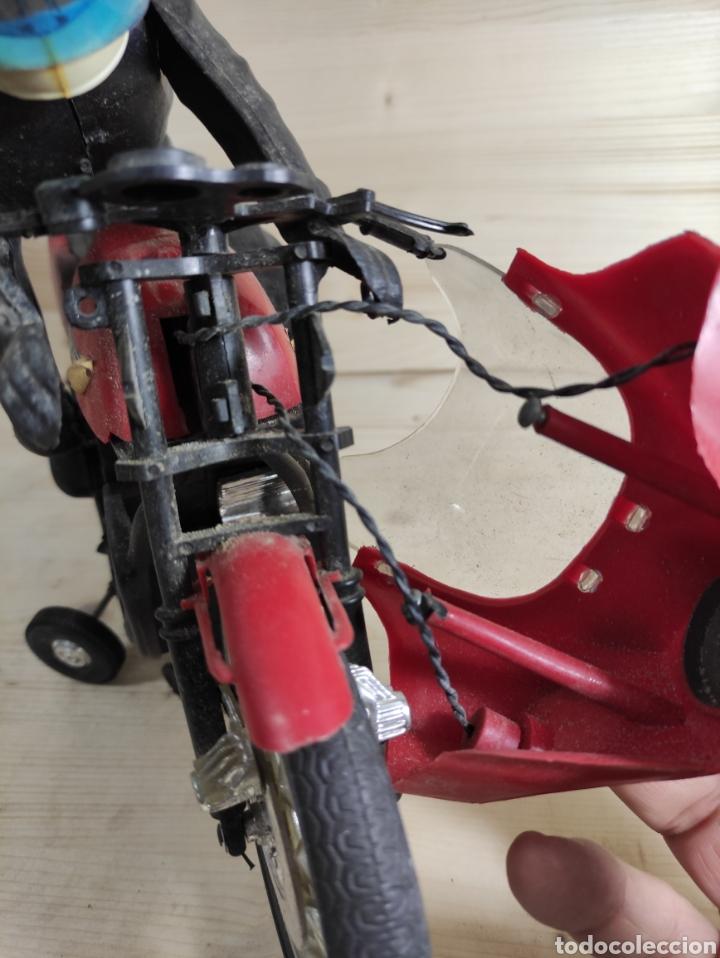 Motos a escala: Moto juguete Payá Kawasaki para repuesto - Foto 2 - 289838803