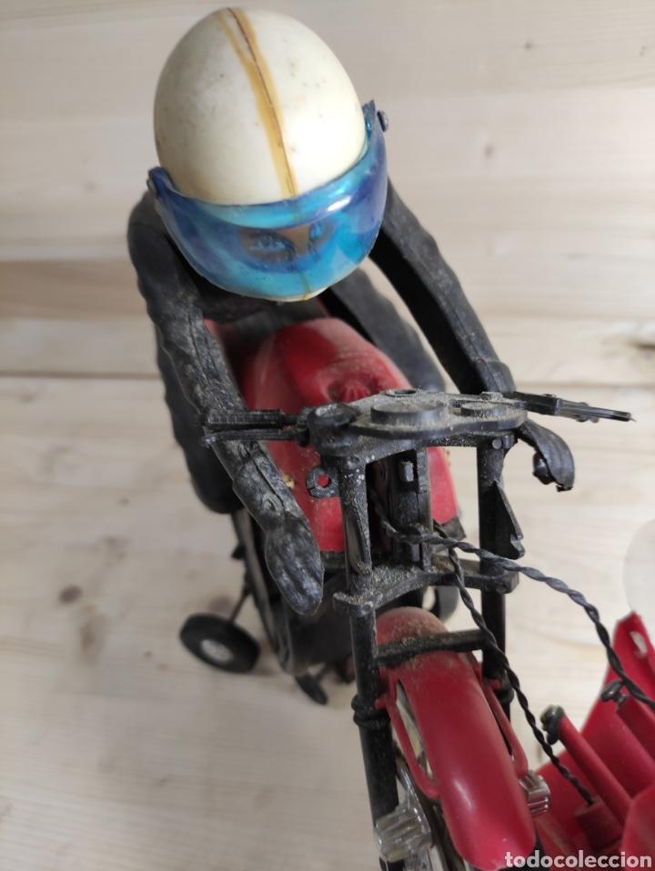 Motos a escala: Moto juguete Payá Kawasaki para repuesto - Foto 3 - 289838803