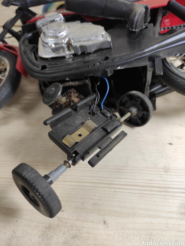 Motos a escala: Moto juguete Payá Kawasaki para repuesto - Foto 5 - 289838803