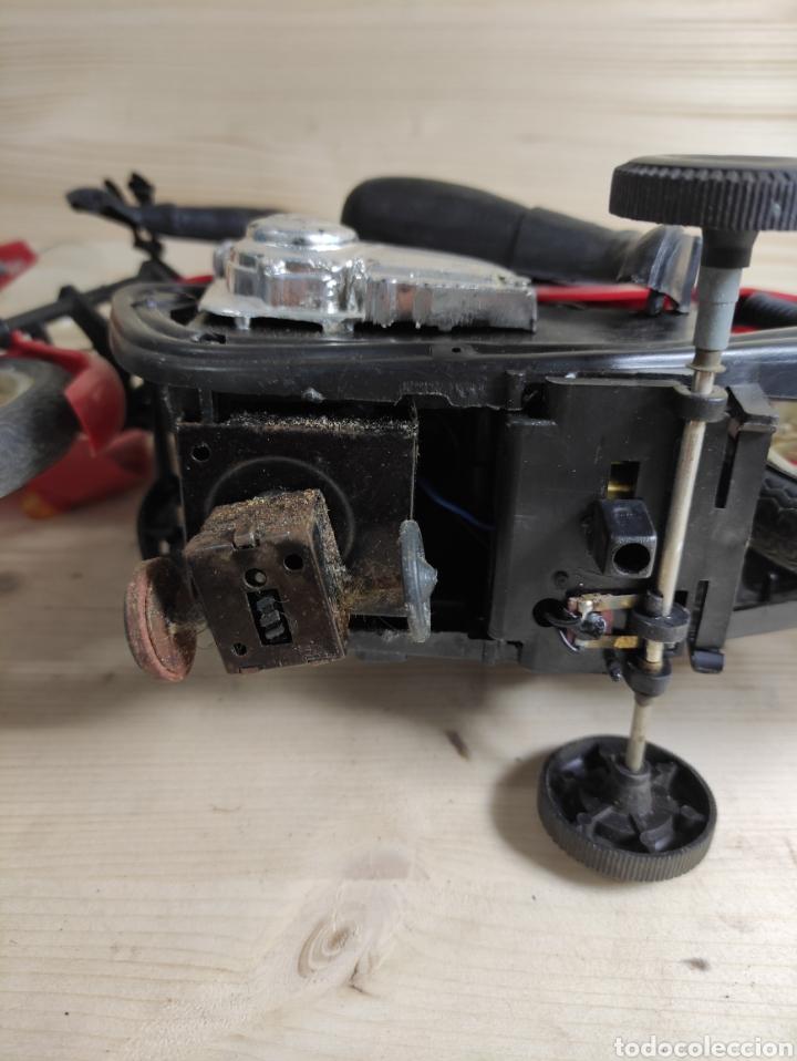 Motos a escala: Moto juguete Payá Kawasaki para repuesto - Foto 9 - 289838803