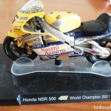 Motos a escala: HONDA NSR 500 VALENTINO ROSSI TAL COMO SE VE. Lote 293476988