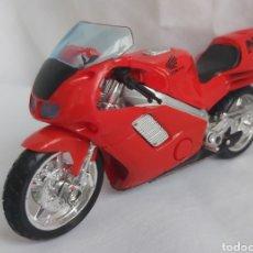 Motos a escala: MOTO HONDA NR MARCA MAISTO A ESCALA 1/18. Lote 293944758