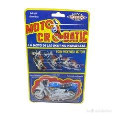 Motos a escala: MOTO CROBATIC PILEN 451 NUEVO. Lote 295696123