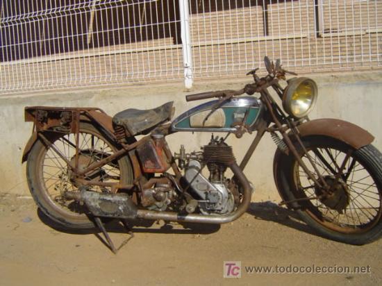 TERROT 350 (Coches y Motocicletas - Motocicletas Antiguas (hasta 1.939))
