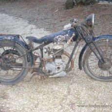 Motos: PEUGEOT P-108, DE 250 CC, AÑO 1930.MOTO ANTIGUA.. Lote 23895729