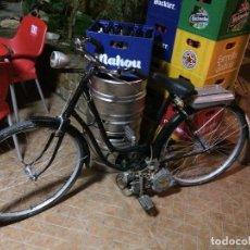Motos: BICICLETA VARILLAS CON MOTOR MOSQUITO. Lote 85733252