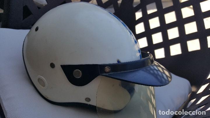Motos: ANTIGUO CASCO sin marca aparente - Foto 2 - 90093656