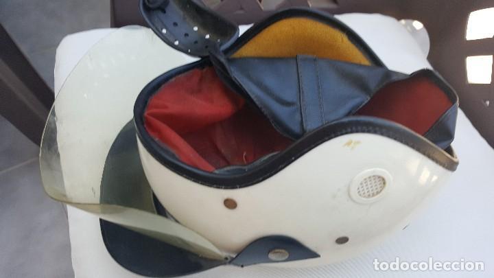 Motos: ANTIGUO CASCO sin marca aparente - Foto 3 - 90093656