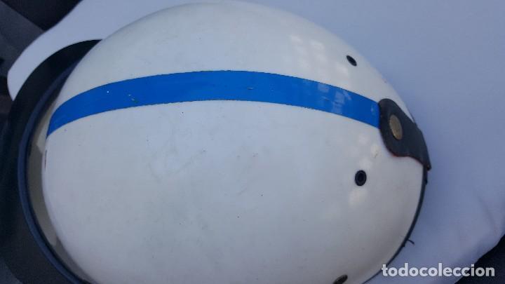 Motos: ANTIGUO CASCO sin marca aparente - Foto 7 - 90093656