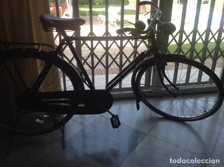 BICICLETA RUGE AÑOS 20 (Coches y Motocicletas - Motocicletas Antiguas (hasta 1.939))