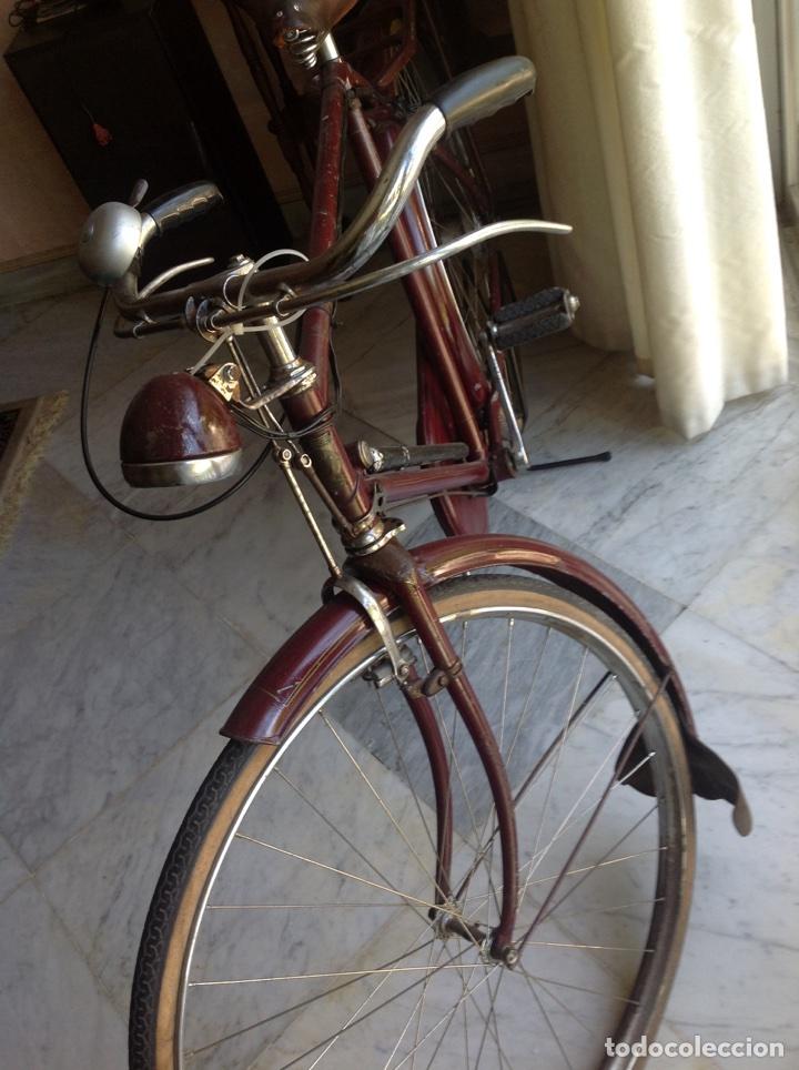 Motos: Bicicleta Ruge años 20 - Foto 3 - 94543784