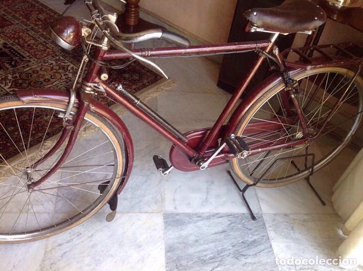 Motos: Bicicleta Ruge años 20 - Foto 4 - 94543784