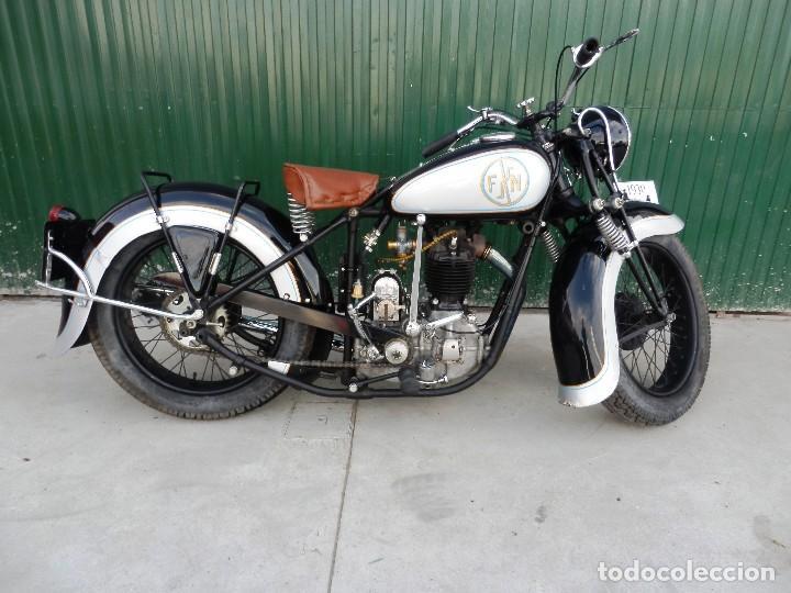 Motos: Motocicleta FN 1930 500cc - Foto 2 - 98969183