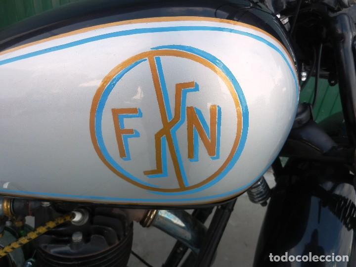 Motos: Motocicleta FN 1930 500cc - Foto 4 - 98969183