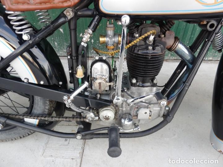 Motos: Motocicleta FN 1930 500cc - Foto 6 - 98969183