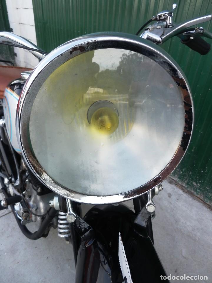 Motos: Motocicleta FN 1930 500cc - Foto 8 - 98969183