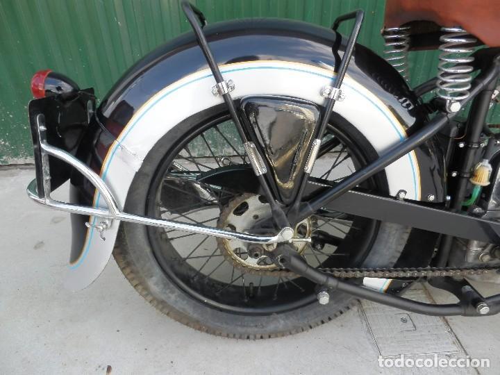 Motos: Motocicleta FN 1930 500cc - Foto 9 - 98969183