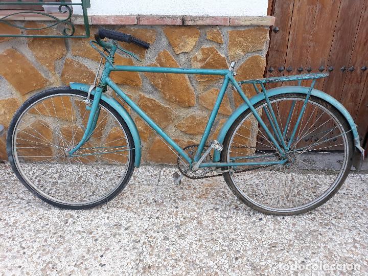 BICICLETA DE VARILLAS BH O POR PIEZAS (Coches y Motocicletas - Motocicletas Antiguas (hasta 1.939))