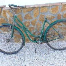 Motos: BICICLETA VARILLAS SUPER CIL ESPAÑOLA VITORIA. Lote 125195911