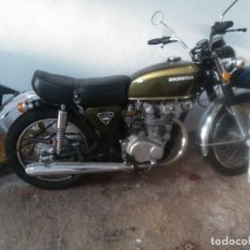 Motos: MOTO HONDA CB450 K5 1972. Lote 133576238