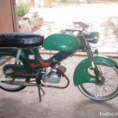 Motos: MOTOCICLETA 49 CC. Lote 138190406