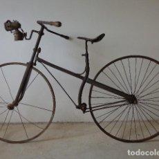 Motos: BICICLETA DE 1894 FABRICADA EN GRAUS (HUESCA). Lote 142621150