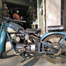 Motos: PROMO POR UNOS DIAS MOTO CLASICA 1937 750 CC 4 CILINDROS NIMBUS TOTALMENTE ORIGINAL AL USO EN MARCHA. Lote 152747014