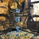 Motos: ANTIGUA MOTO 1920 ARBINET. Lote 153944618