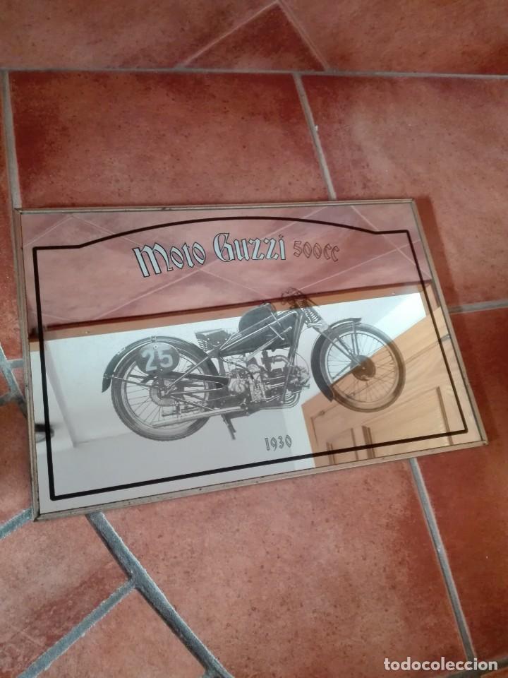 CUADRO MOTO GUZZI 500 AÑO 1930 (Coches y Motocicletas - Motocicletas Antiguas (hasta 1.939))