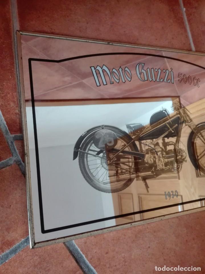 Motos: CUADRO MOTO GUZZI 500 AÑO 1930 - Foto 2 - 155914426