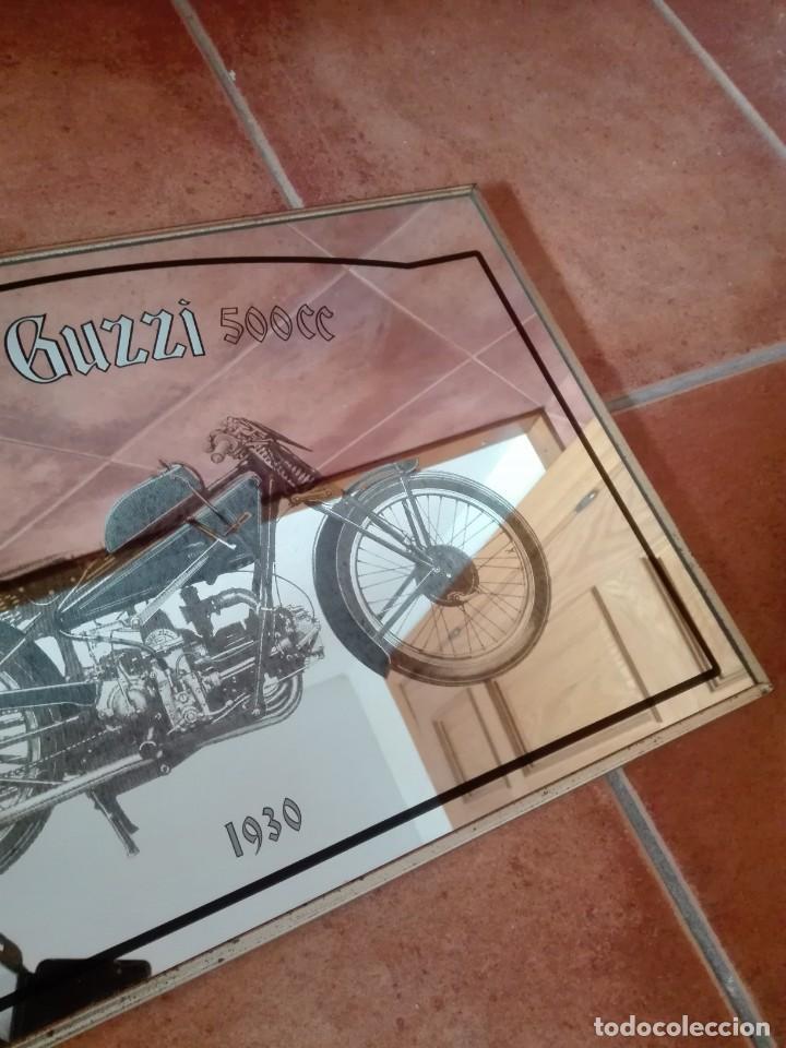 Motos: CUADRO MOTO GUZZI 500 AÑO 1930 - Foto 3 - 155914426