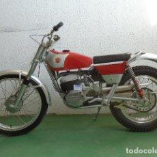 Motos: BULTACO SHERPA 250, AÑO 1970 MODELO 49 RESTAURADA. Lote 164762934