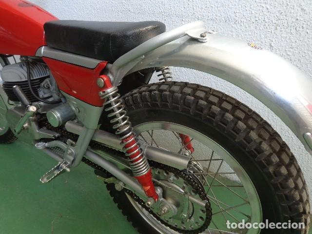Motos: Bultaco sherpa 250, año 1970 modelo 49 restaurada - Foto 2 - 164762934