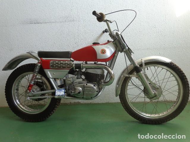 Motos: Bultaco sherpa 250, año 1970 modelo 49 restaurada - Foto 3 - 164762934