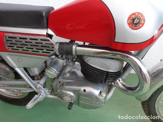 Motos: Bultaco sherpa 250, año 1970 modelo 49 restaurada - Foto 4 - 164762934