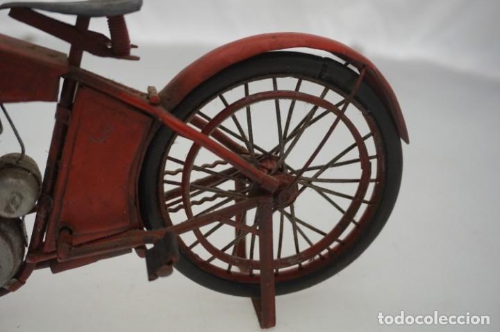 Motos: ANTIGUA MAQUETA HARLEY DAVISON / HIERRO - Foto 4 - 179948467