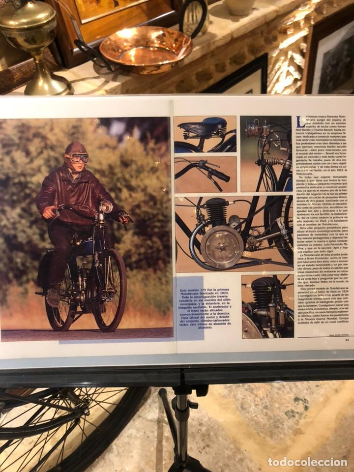 Motos: Antigua primera moto de Motobecane años 20. 1923 - Foto 9 - 184048353