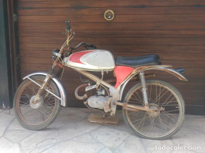 OSSITA 50CC (Coches y Motocicletas - Motocicletas Antiguas (hasta 1.939))