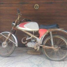 Motos: OSSITA 50CC. Lote 214172006