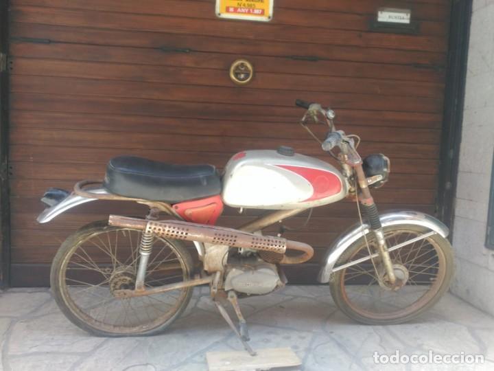 Motos: Ossita 50cc - Foto 2 - 214172006