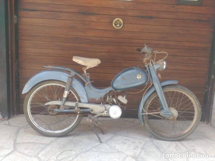 Motos: Ossita 50cc - Foto 2 - 214176922
