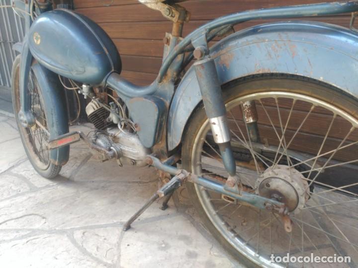 Motos: Ossita 50cc - Foto 4 - 214176922