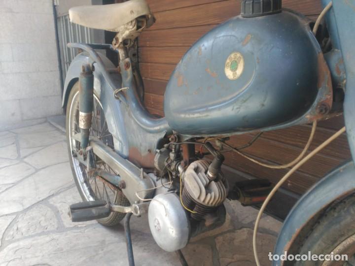 Motos: Ossita 50cc - Foto 5 - 214176922