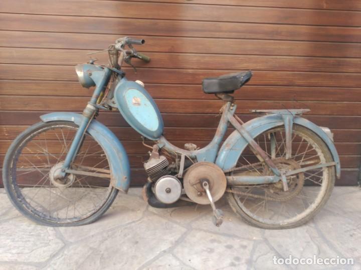 PEUGEOT B.B. 50CC (Coches y Motocicletas - Motocicletas Antiguas (hasta 1.939))