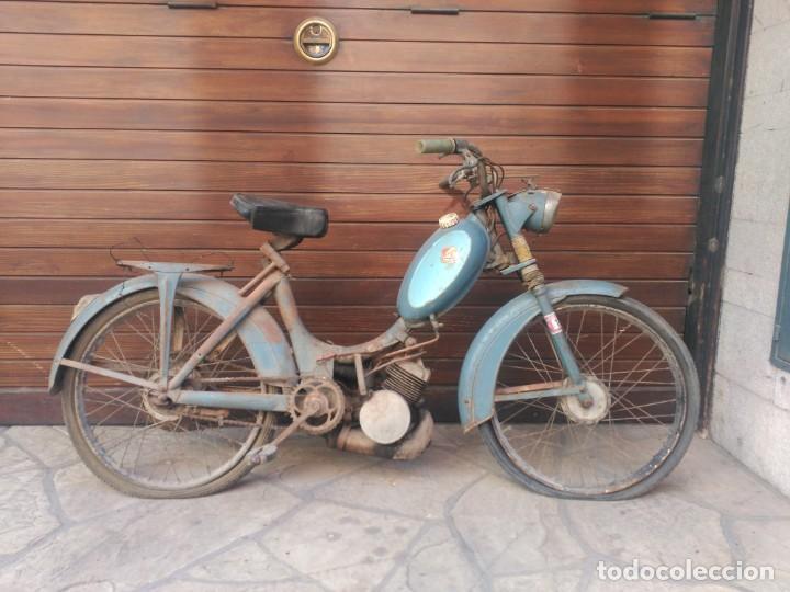 Motos: Peugeot B.B. 50cc - Foto 2 - 214178418
