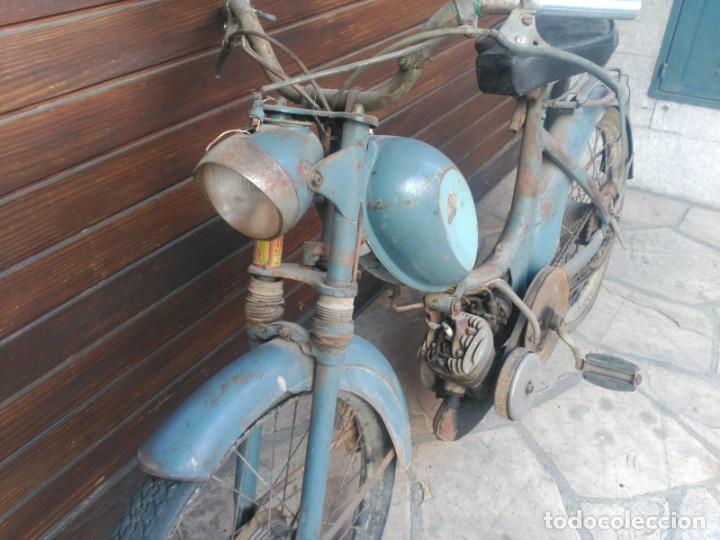 Motos: Peugeot B.B. 50cc - Foto 4 - 214178418