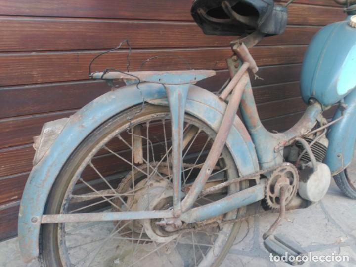 Motos: Peugeot B.B. 50cc - Foto 6 - 214178418